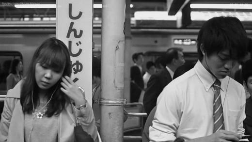 Adam Magyar, Stainless – Shinjuku