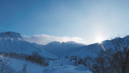 BACKCOUNTRY SNOWBOARD / FURANO HOKKAIDO