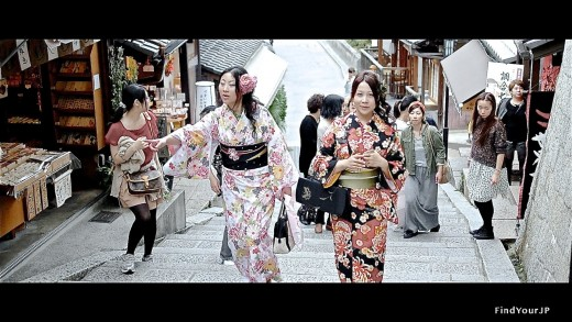 Moments in Kyoto – Cinematic