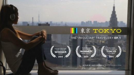 Tokyo: The Peculiar Traveler