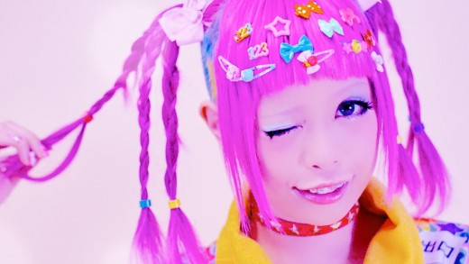 Kawaii DECORA Hairstyle TUTORIAL by Japanese designer Haruka Kurebayashi